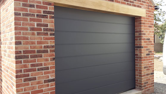 Portones aberturas san jose for Portones para garage