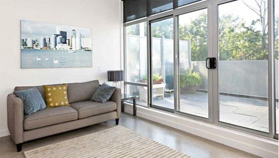 Puertas corredizas aberturas san jose for Puertas corredizas aluminio para exterior